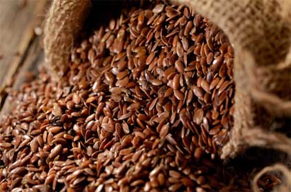 Flaxseeds Improve Digestion