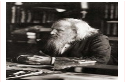 A Glance On Famous Russian Chemist Dmitri Mendeleev