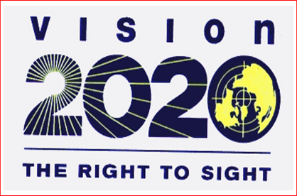 Vision 2020 – The Right To Sight