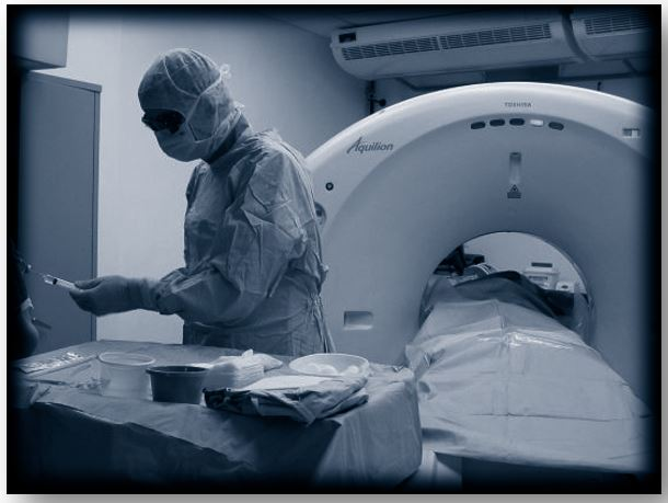 Role of CT Fluoroscopy in Radiology